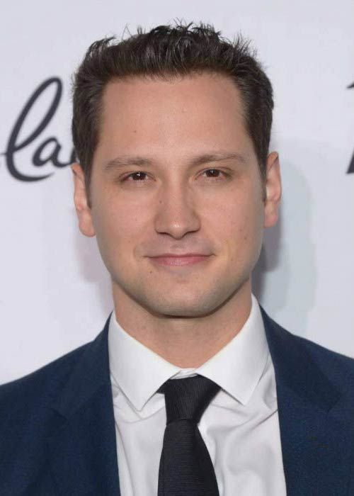 Matt McGorry at the Variety and Women in Film's Pre-Emmy Celebration in September 2016...