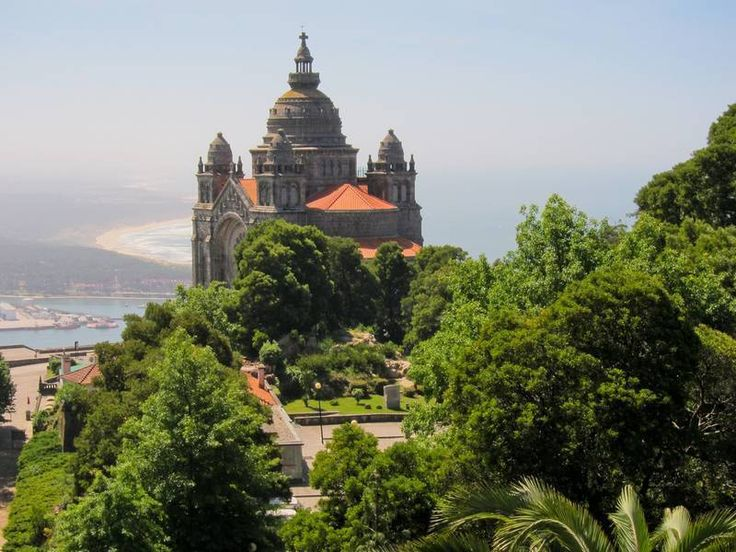 Viana do Castelo is one of the cities to visit if you're going to northern Portugal.
