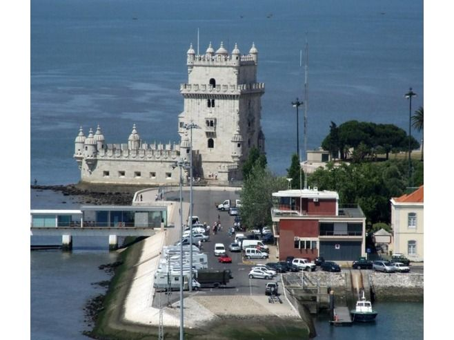 Belem_Tower_Lisbon  http://www.business-class-flight.co.uk/tickets/brazil/belem/london-airports/
