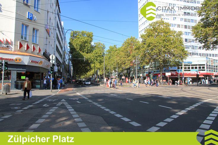 Köln-Neustadt Süd-Zülpicher Platz