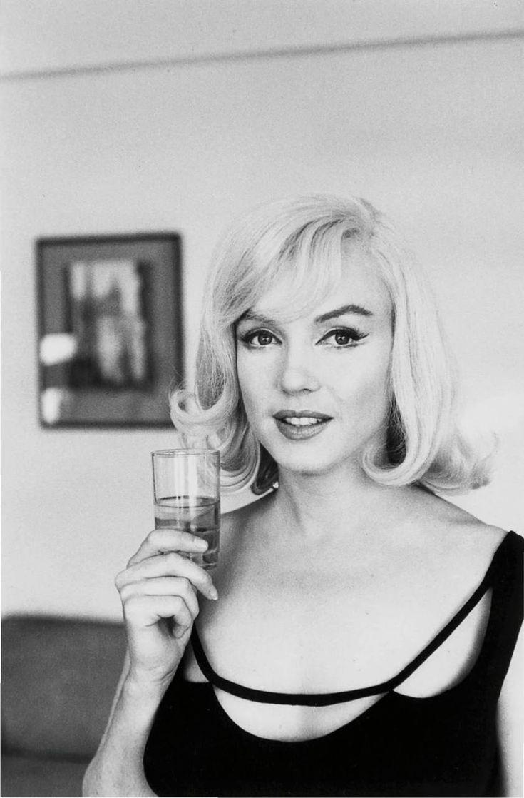 Marilyn Monroe, por Henry Cartier-Bresson, 1961