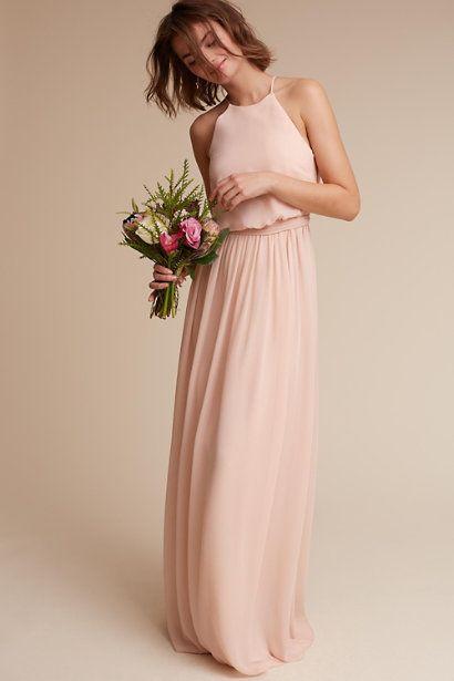 Blush Alana Dress | BHLDN