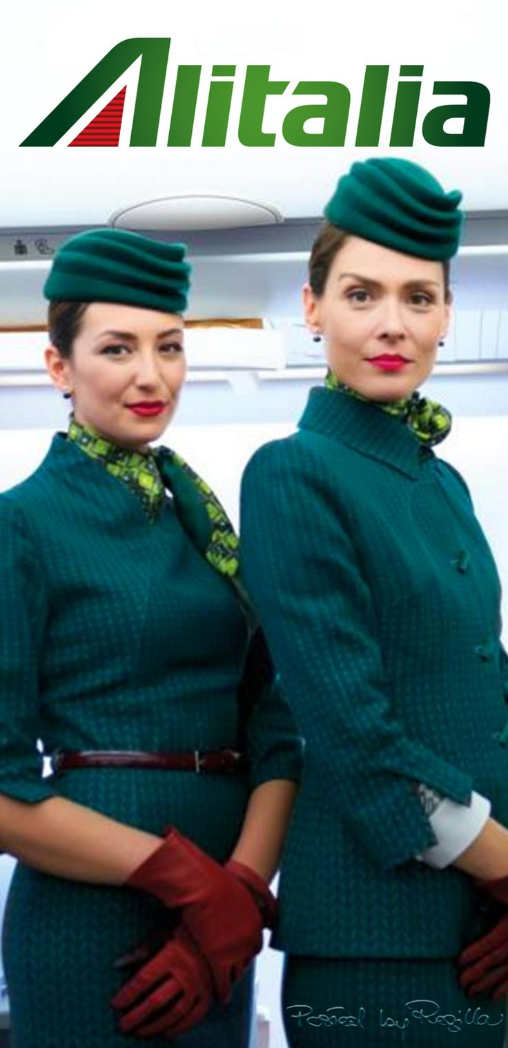 Regilla ⚜ Alitalia, le nuove divise 2017