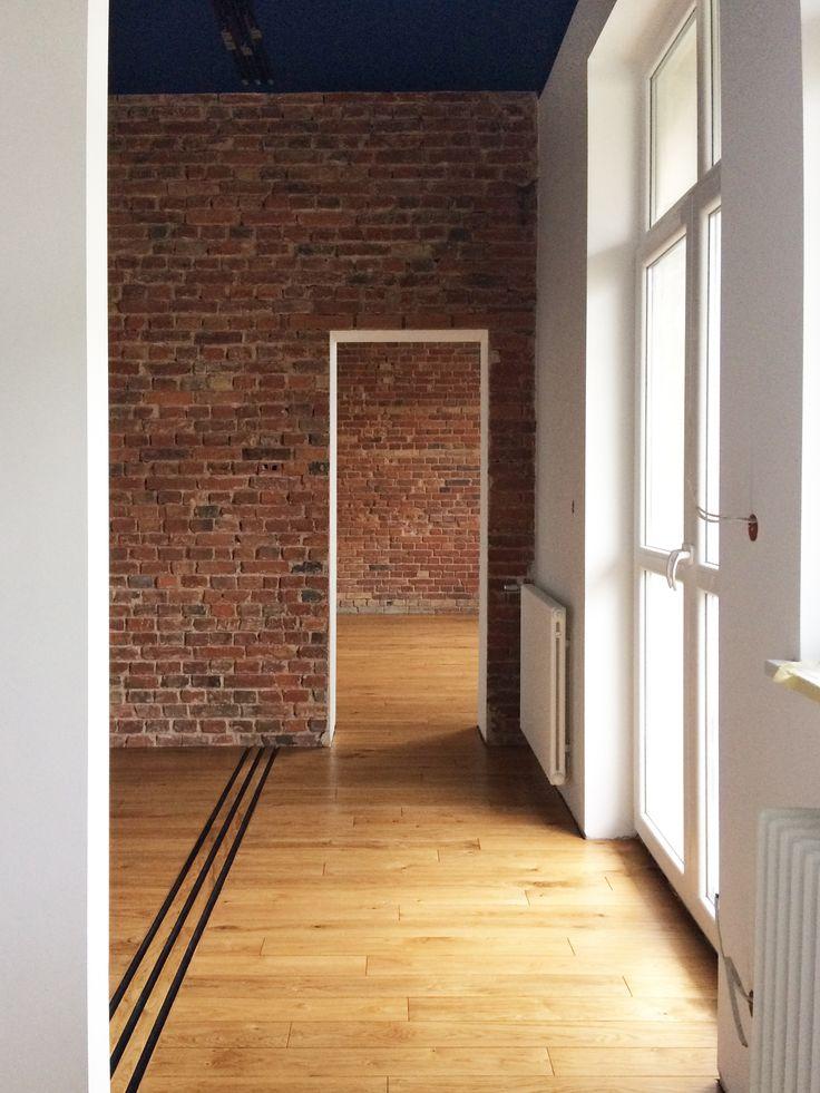 Sztabowa - Projekt aranżacji i przebudowy wnętrza mieszkaniowego - Znamy się