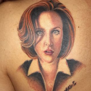 """Community Post: 20 """"X-Files"""" Tattoos That Will Make You Believe"""