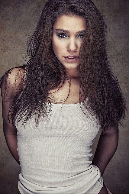 Nikki Bishop-Beautiful Native American Women by sabrebiade, via Flickr