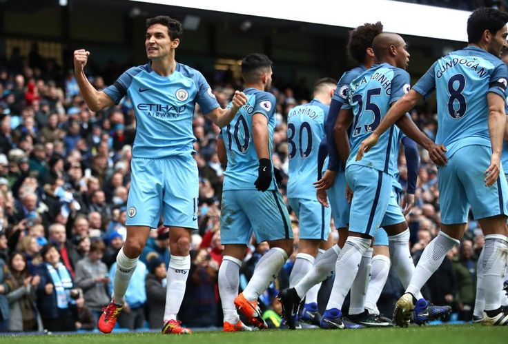 Manchester City transfer news: Jesus Navas closing in on a return to boyhood club Sevilla once his contract expires at the end of the season
