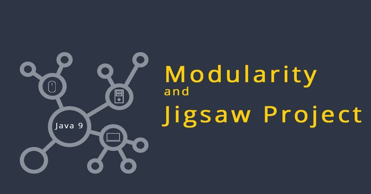 This article will brief you about bigger role of Modularity in Java 9 and Jigsaw Project. http://www.codenuclear.com/java-9-modularity-and-jigsaw-pr…/ #codeNuclear #Java9 #Modularity #JigsawProject