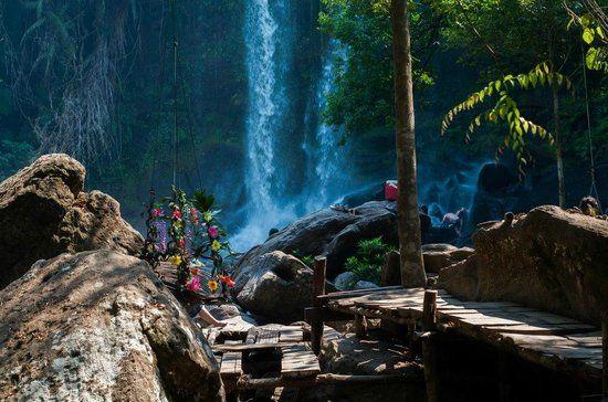 Phnom Kulen National Park | waterfall Phnom Kulen - Picture of Phnom Kulen…