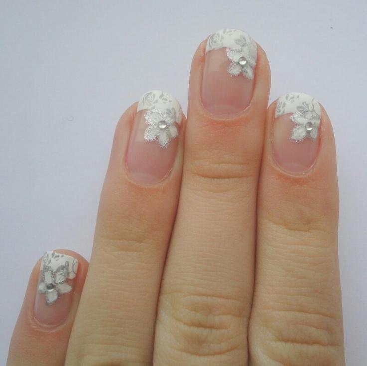 Bruiloft nagels