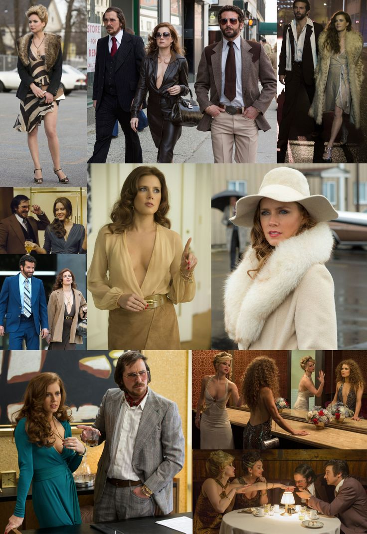 Every single thing amy adams wore in this movie was freaking amazing! #americanhustle
