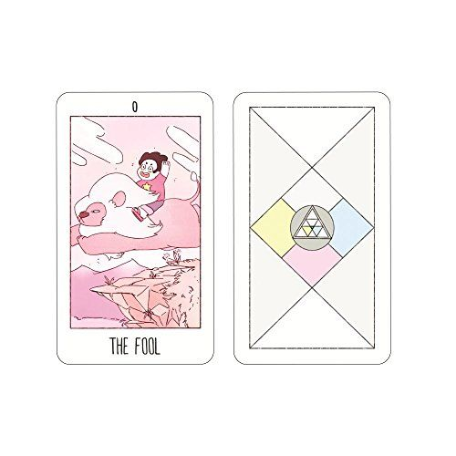 75 best steven universe gifts images on pinterest for Decorative tarot cards