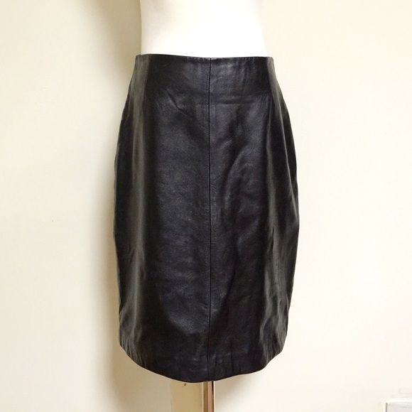 Black leather skirt size 20 – Cool novelties of fashion 2017 photo ...