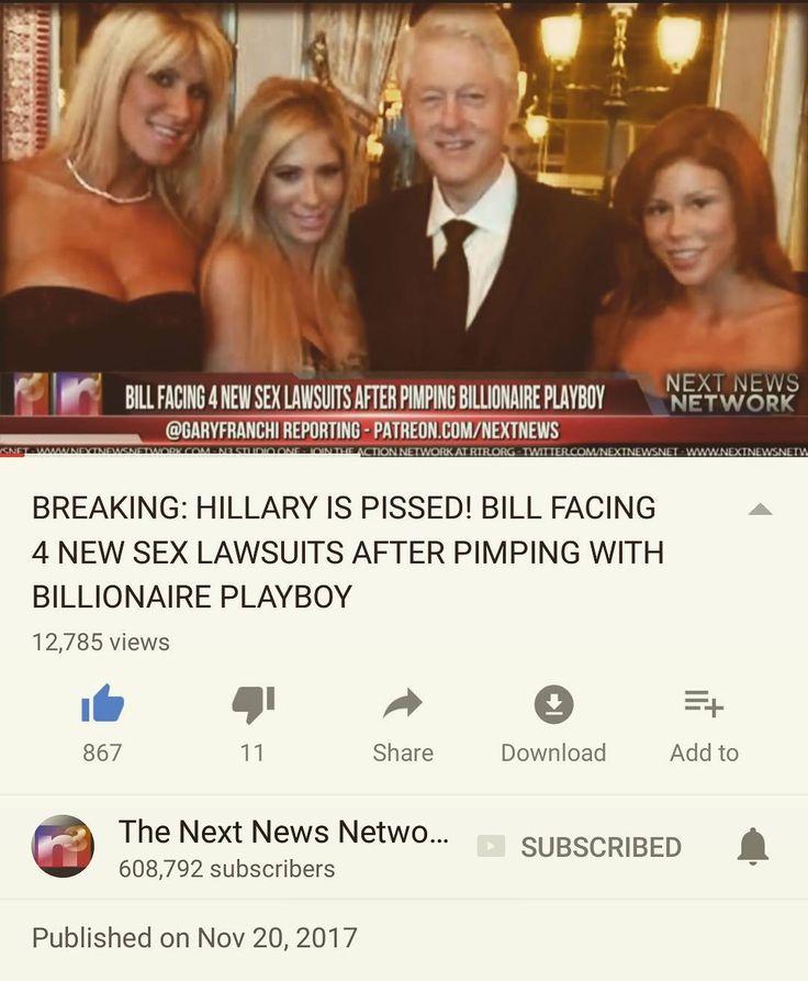 Slick Willy BILL   Facing 4 New Sex LAWSUITS ! HILLARY Pissed News@Www.YouTube/TheNextNewsNetwork.Com  #longBeach #miamibeach #Texas #pasadena #victorville #losangeles #hollywood #Boston #philadelphia #sanjose #anaheim #SantaAna #ventura #Whittier #Sacramento #beverlyHills #glendale #Arizona #Santamonica #orangecounty #Colorado #chicago #IE #Sandiego #Sanfrancisco #utah #Nyc #irvine #hawaii #NewJersey