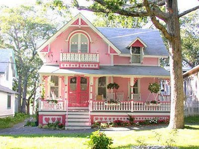 Pink Houses Are Close To My Heart