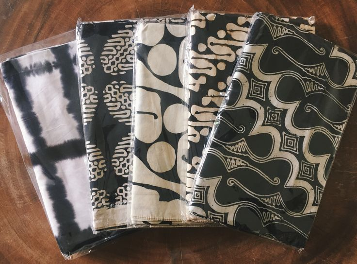 NEW ARRIVALS // excited for our new batik collection!