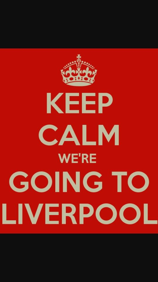 Cant wait #liverpool