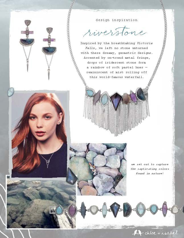 The Riverstone collection just launched tonight! Be one of the first to see these must haves for Fall!!!