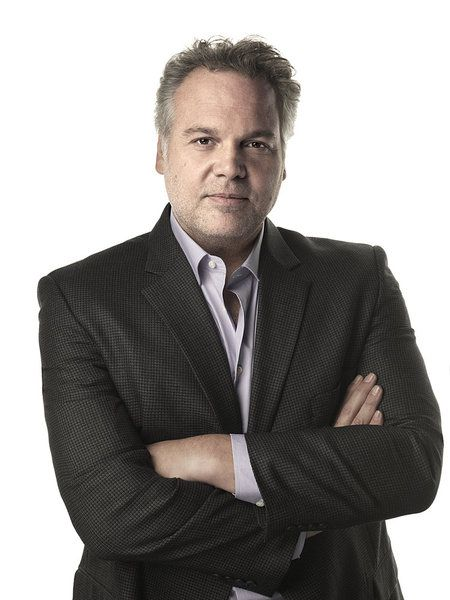 All Things Law And Order: Law & Order CI Cast Photos: Vincent D'Onofrio, Kathryn Erbe