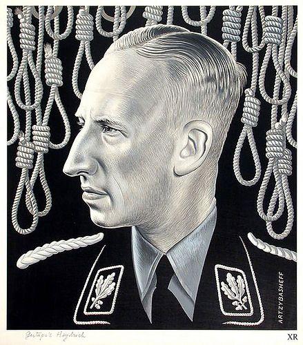 Reinhard Heydrich -Gestapo Chief | by x-ray delta one
