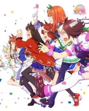 Uma Musume Pretty Derby #Action, #Fantasy, #Game, #SchoolLife, #Sports #anime