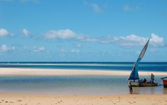 Bazaruto, Mozambique. Beautiful