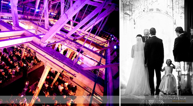 ceremony at Fermenting Cellar