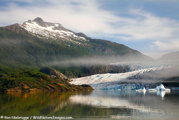 Mendenhall Glacier, Juneau AK