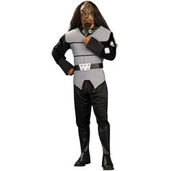 Adult Star Trek Next Generation Klingon Costume Rubies 889068, Standard