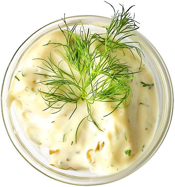 Klassisk remouladsås | Recept från Köket.se