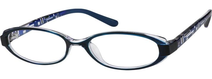 Glasses Frame Oval Face : Stylish Plastic Full-Rim Frame 255816 Models, Sunglasses ...