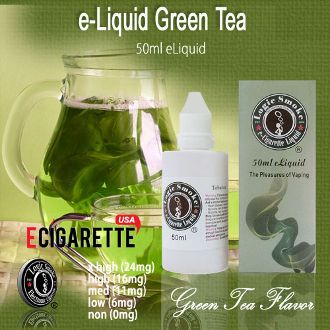 You're running late to work and forgot to grab your daily morning cup of green tea. That's when you realize you're in for a day of stress. Relax; we have your back... and taste buds. Try our Logic Smoke Green Tea E-liquid and become soothed with its comforting, fresh, and botanical essence. #50ml #GreenTea #eliquid #ECigaretteUSA