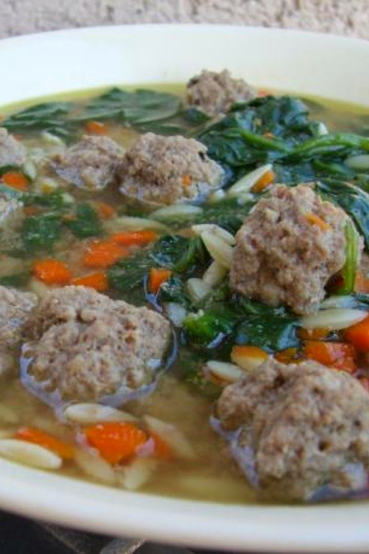 Italian Wedding Soup | I must give this recipe 5 stars! It is delicious!