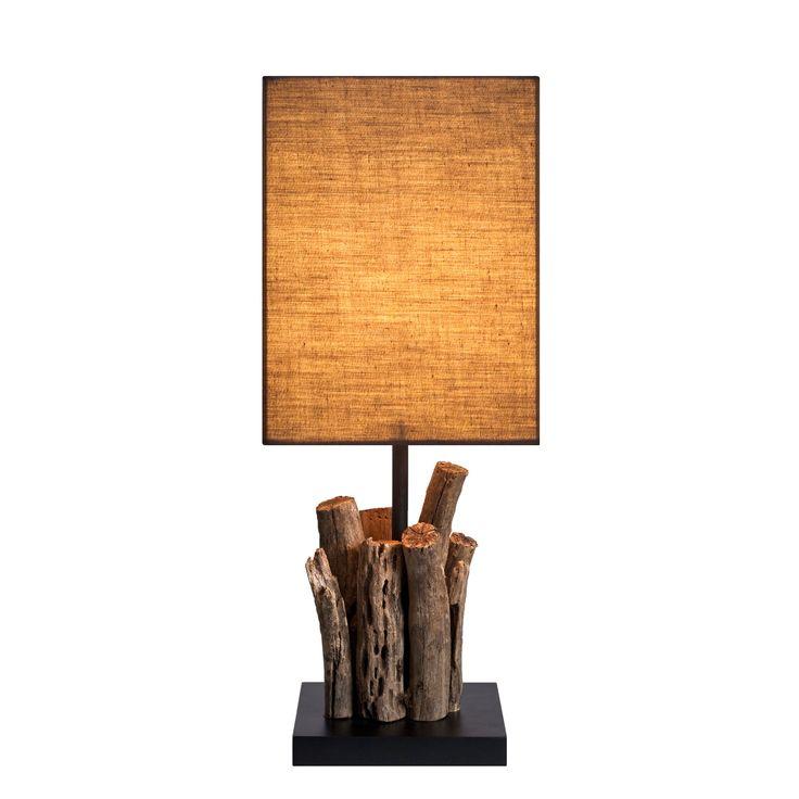 geniale ideen tischleuchte orange großartige images der dfeebfddeda driftwood lamp lighting products