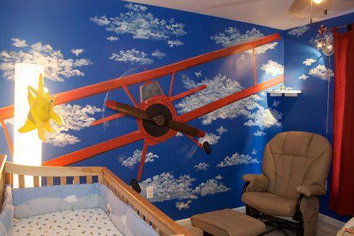 Ocho estilos de decoraci n para una habitaci n de beb - Habitacion bebe ...