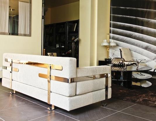 Fasce Cromate by Luigi Caccia Dominioni, luxe luxe luxe