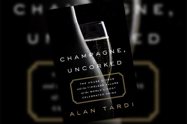 In 'Champagne, Uncorked: The House of Krug and The Timeless Allure of the World's Most Celebrated Drink' author Alan Tardi explores the celebratory drink's fascinating past. #Book #Wine #Champagne