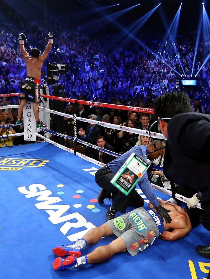 Pacquiao contra Márquez ¿el quinto asalto de un combate