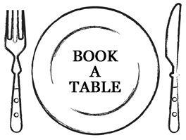 Her kan du se vores aktuelle menu og vinkort.