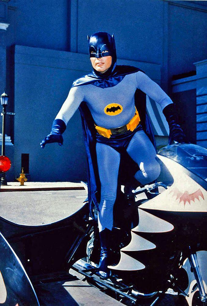 Adam West Batman TV Series | batman the 1960 s tv show has been a part of pop culture legend for as ...