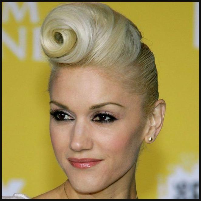 Rockabilly Frisuren Kurze Haare Stylen Selber Machen Pin Up