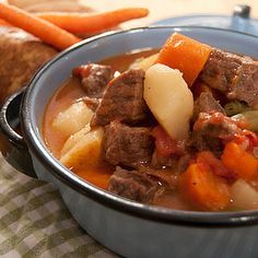 Beef Stew in Pressure Cooker