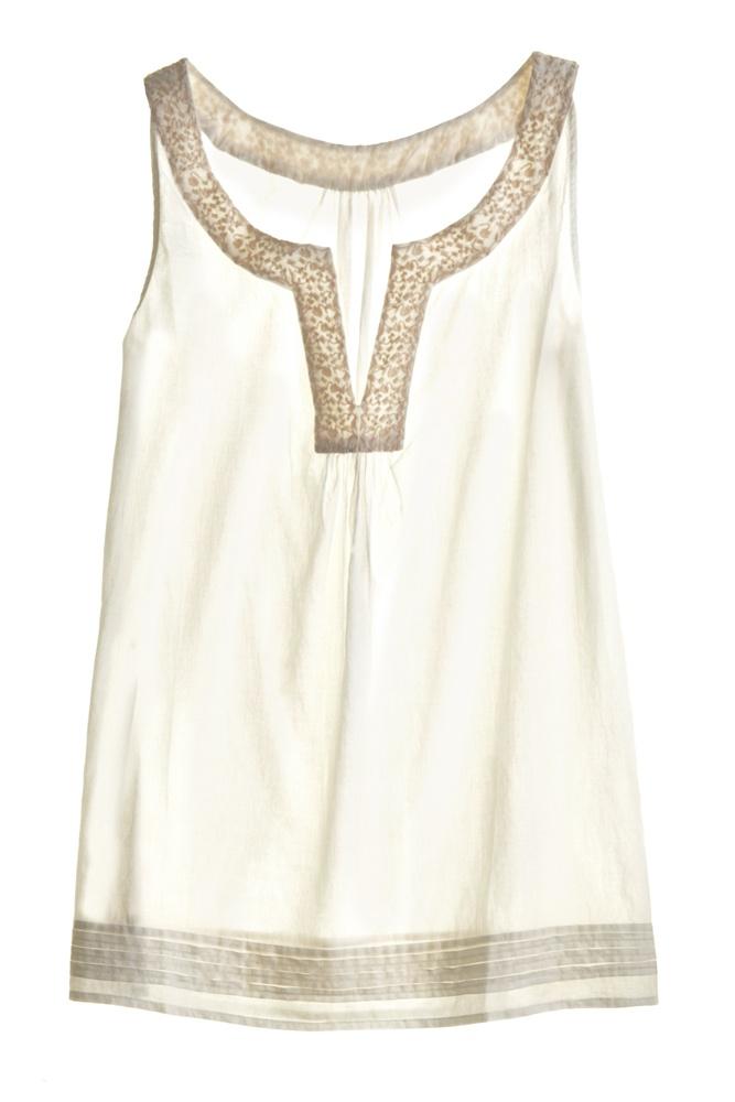 color crema para falda vino