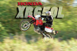 DUAL-SPORT TEST: HONDA XR650L