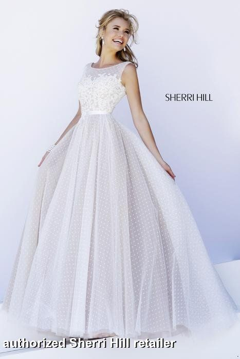 46 best 2017 sherri hill prom dresses images on pinterest for Wedding dress shops in okc