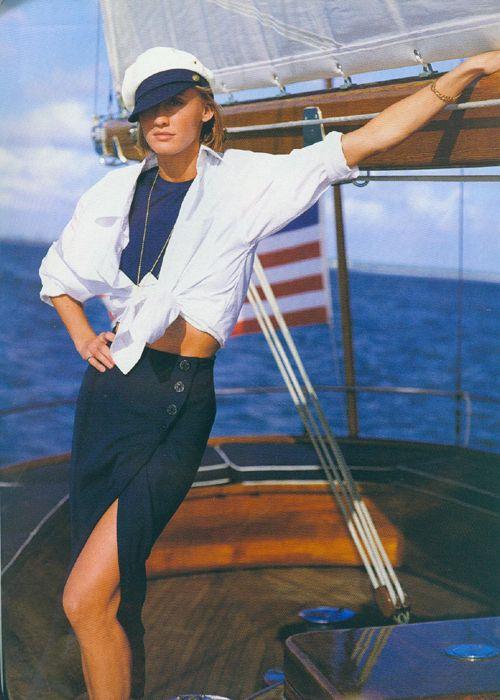 styleregistry: Ralph Lauren | Spring 1992