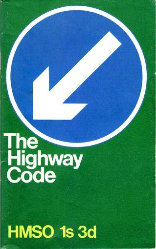 The Highway Code 1968