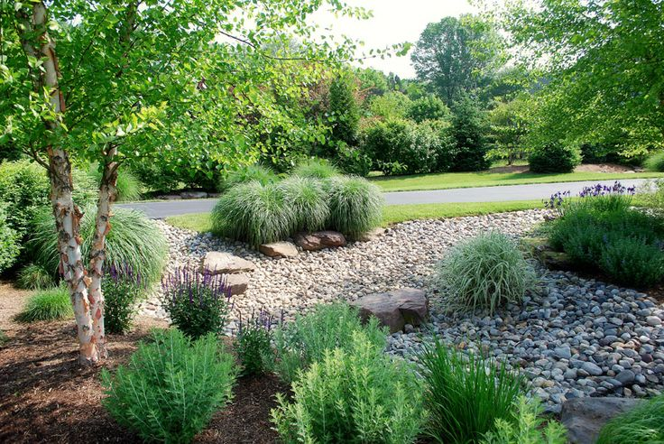 33 best images about front yard landscaping on pinterest for Landscaping rocks daytona beach