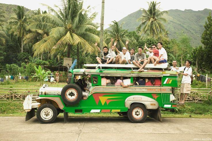 Camiguin Island jeepney