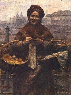 Żydówka z cytrynami (znany też pod tytułem Pomarańczarka[1]) – obraz olejny polskiego malarza Aleksandra Gierymskiego.  Obraz powstał w czasie pobytu Gierymskiego w Warszawie, w latach 1876–1888.